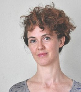 Anika Gehlert, Iyengar-Yogalehrerin