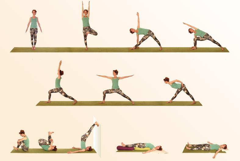 Yoga-Anfängerkurs